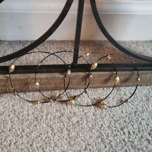 Set of 4 bangle bracelets